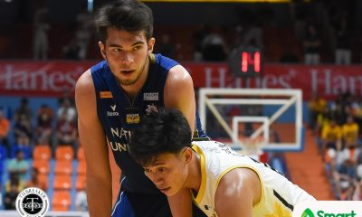 Tiebreaker Times Troy Rike rues extra 'physical' play in UAAP: 'There's no need for that' News NU UAAP Volleyball  UAAP Season 81 Men's Basketball UAAP Season 81 Troy Rike NU Men's Basketball