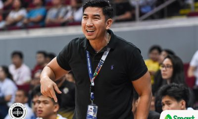 Tiebreaker Times Having these Tigers around makes coaching easier for Aldin Ayo Basketball News UAAP UST  UST Men's Basketball UAAP Season 81 Men's Basketball UAAP Season 81 Aldin Ayo