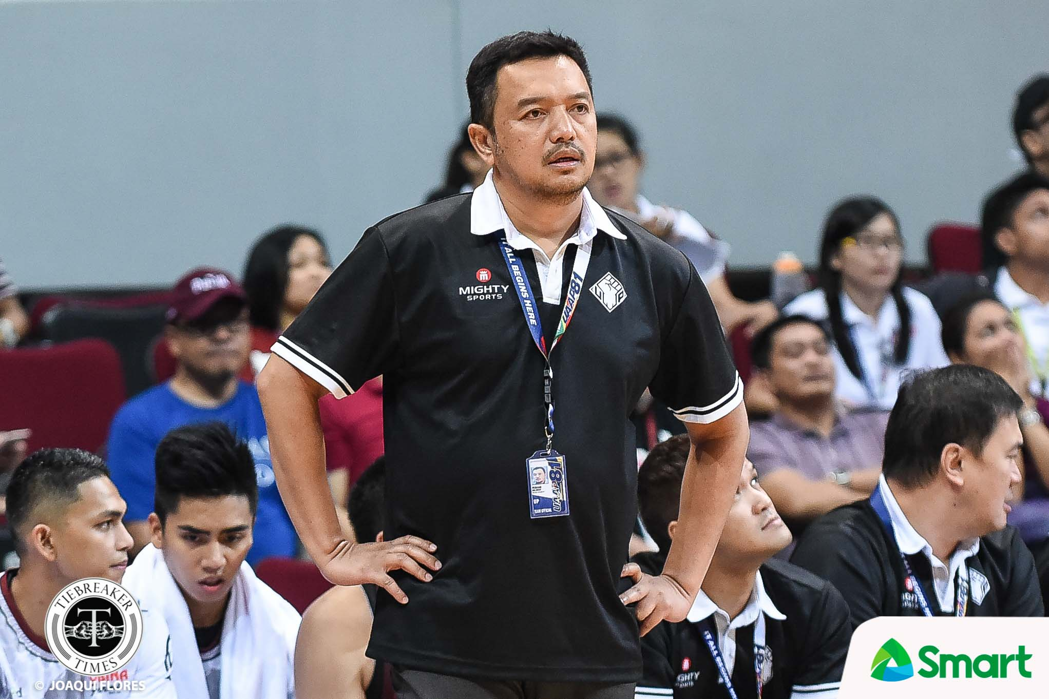 Tiebreaker Times The change that led to the UP Fighting Maroons' magical UAAP 81 run Basketball News UAAP UP  UP Men's Basketball UAAP Season 81 Men's Basketball UAAP Season 81 Paul Desiderio Jarell Lim Gelo Vito Diego Dario Bo Perasol