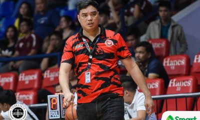 Tiebreaker Times Joe Silva promises bright future of UE as school officials express disappointment Basketball News UAAP UE  UE Men's Basketball UAAP Season 81 Men's Basketball UAAP Season 81 Joe Silva Adama Diakhite