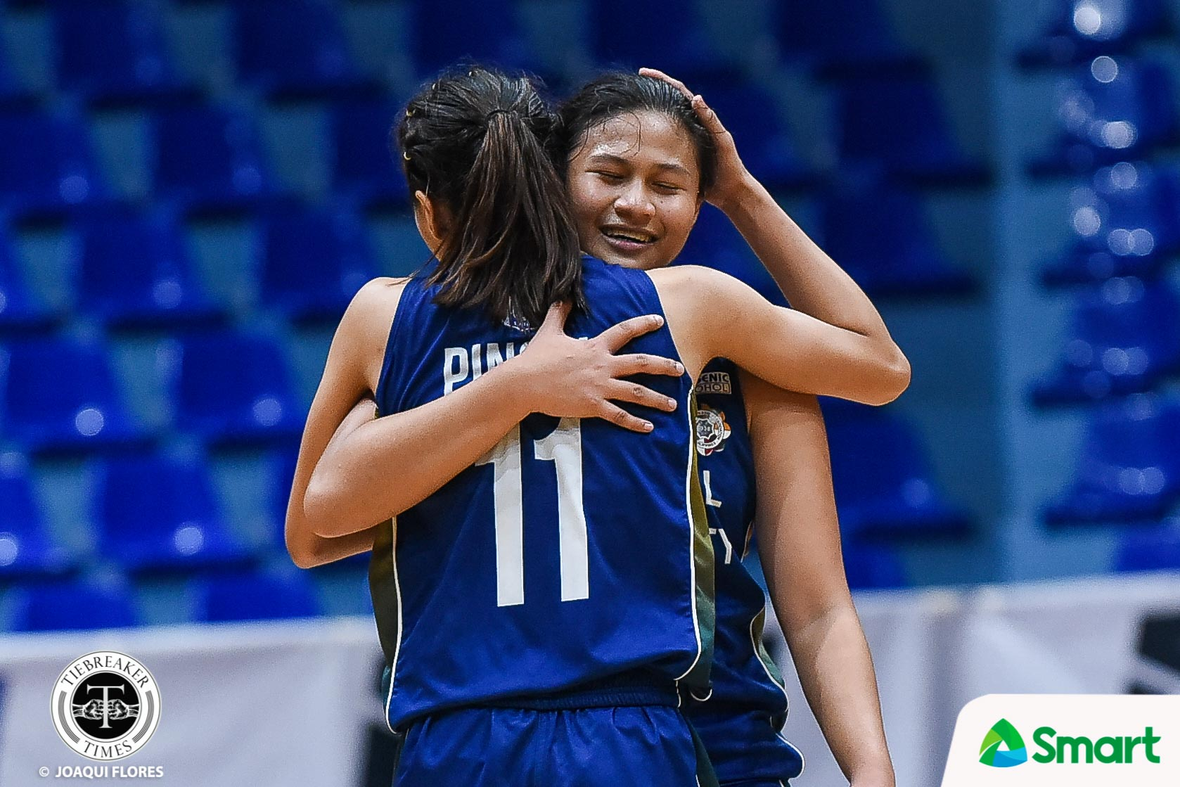 Tiebreaker Times After 74th win, Jack Animam and Ria Nabalan plan to remain undefeated Basketball News NU UAAP  UAAP Season 81 Women's Basketball UAAP Season 81 Ria Nabalan NU Women's Basketball Jack Animam