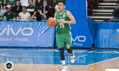 Tiebreaker Times Kib Montalbo plays against his parents wishes: 'I just really want to play' Basketball DLSU News UAAP  UAAP Season 81 Men's Basketball UAAP Season 81 Kib Montalbo DLSU Men's Basketball Aljun Melecio