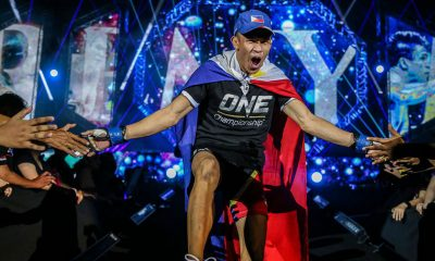 Tiebreaker Times Jeremy Miado trains in Malaysia for next bout Mixed Martial Arts News ONE Championship  ONE: Conquest of Champions Lias Mansor Jeremy Miado Borneo Tribal Squad