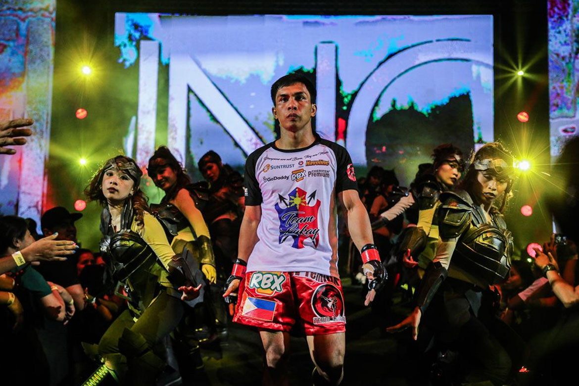 Tiebreaker Times Kevin Belingon thinks bantamweight division is tougher now Mixed Martial Arts News ONE Championship  Team Lakay Kevin Belingon