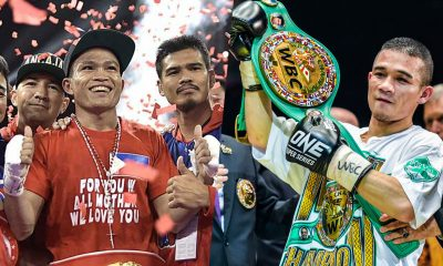 Tiebreaker Times Jerwin Ancajas looks forward to unification bout against Srisaket Sor Rungvisai Boxing News ONE Championship  Srisaket Sor Rungvisai ONE: Kingdom of Heroes Jerwin Ancajas