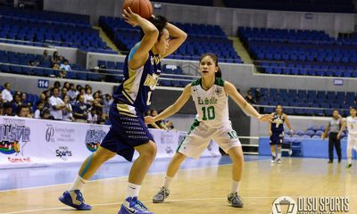 Tiebreaker Times The last time the NU Lady Bulldogs lost a game Basketball DLSU News NU UAAP  UAAP Season 76 Tyrone Bautista Trisha Piatos Remove term: UAAP Season 76 Women's basketball UAAP Season 76 Women's Basketball Patrick Aquino NU Women's Basketball DLSU Women's Basketball Ara Abaca