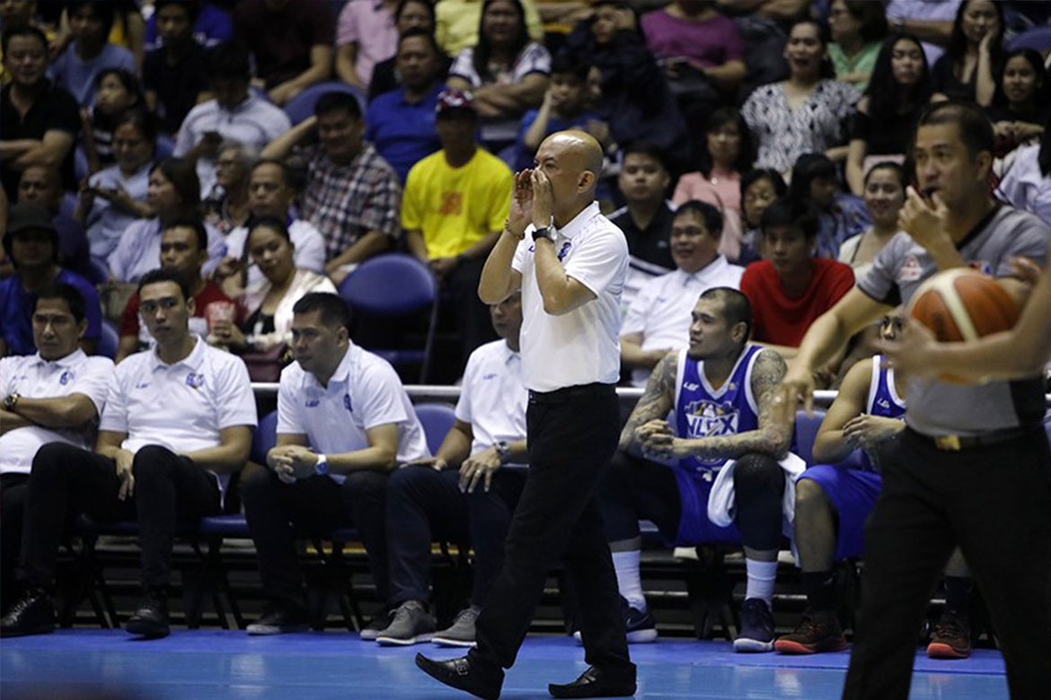 Tiebreaker Times With K&K returning, Yeng Guiao dangling NLEX's picks for a big man Basketball News PBA  Yeng Guiao PBA Season 43 NLEX Road Warriors 2018 PBA Governors Cup
