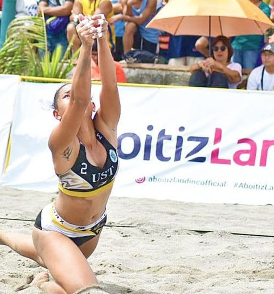 Tiebreaker Times 12 teams to vie for BVR: A Christmas Rally title Beach Volleyball BVR News  UST Women's Volleyball UST Men's Volleyball PLDT Home Ultera Ultra Fast Spikers Petro Gazz Angels Perlas Lady Spikers NU Women's Volleyball FEU Women's Volleyball Creamline Cool Smashers Cignal HD Spikers 2018 BVR Season