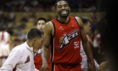 Tiebreaker Times Mike Harris not here to win Best Import: 'My job is to just help guys' Basketball News PBA  PBA Season 43 Mike Harris Alaska Aces 2018 PBA Governors Cup