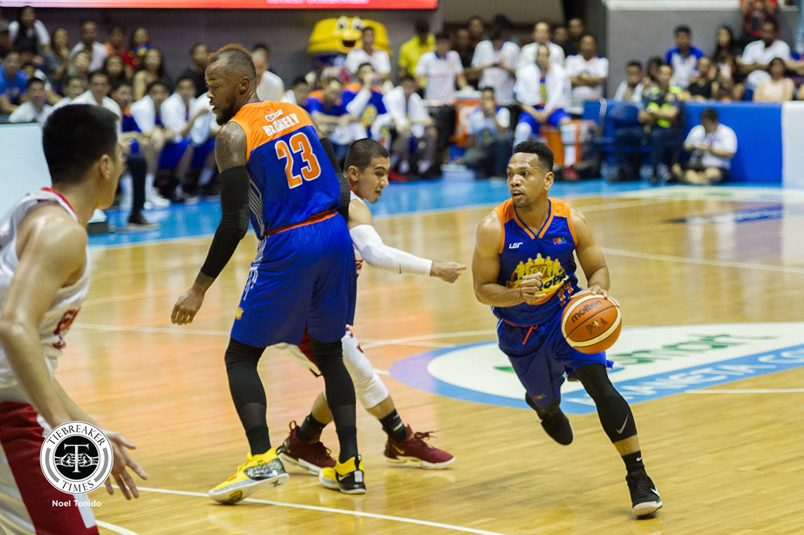 Tiebreaker Times Jayson Castro, TNT now looking forward to next season after early exit Basketball News PBA  TNT Katropa PBA Season 43 Jayson Castro 2018 PBA Governors Cup