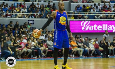 Tiebreaker Times Marqus Blakely, Tim Cone reminisce about golden run together Basketball News PBA  TNT Katropa Tim Cone PBA Season 43 Marqus Blakely Barangay Ginebra San Miguel 2018 PBA Governors Cup