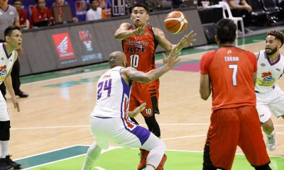 Tiebreaker Times Horrid shooting in crucial game left Nard Pinto wondering: 'Bakit ngayon pa?' Basketball News PBA  PBA Season 43 John Pinto Blackwater Elite 2018 PBA Governors Cup