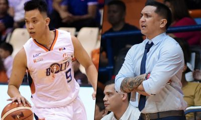 Tiebreaker Times Jimmy Alapag's text fuels Baser Amer Basketball News PBA  PBA Season 43 Meralco Bolts Jimmy Alapag Baser Amer 2018 PBA Governors Cup