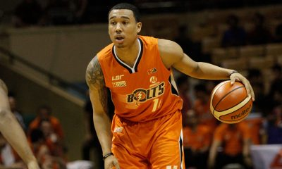 Tiebreaker Times Brighter days have arrived for Chris Newsome, Meralco Basketball News PBA  PBA Season 43 Meralco Bolts Chris Newsome 2018 PBA Governors Cup