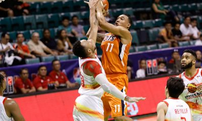 Tiebreaker Times Meralco disarms Phoenix to send series to do-or-die Basketball News PBA  Phoenix Fuel Masters PBA Season 43 Norman Black Meralco Bolts Louie Alas 2018 PBA Governors Cup