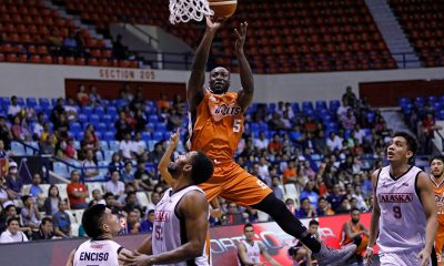 Tiebreaker Times Allen Durham believes Meralco is peaking at the right time Basketball News PBA  PBA Season 43 Meralco Bolts Allen Durham 2018 PBA Governors Cup