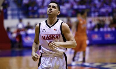 Tiebreaker Times Ailing Chris Banchero still aims to help Alaska avoid 0-2 hole Basketball News PBA  PBA Season 43 Chris Banchero Alaska Aces 2018 PBA Governors Cup