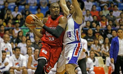 Tiebreaker Times Justin Brownlee after Ginebra was dethroned: 'You definitely can't win it all' Basketball News PBA  PBA Season 43 Justin Brownlee Barangay Ginebra San Miguel 2018 PBA Governors Cup