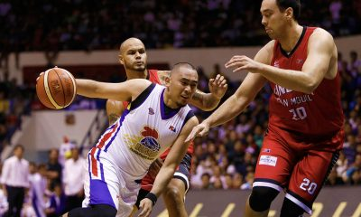 Tiebreaker Times Paul Lee atones for Game 3 blunder in biggest way possible Basketball News PBA  PBA Season 43 Paul Lee Magnolia Hotshots 2018 PBA Governors Cup