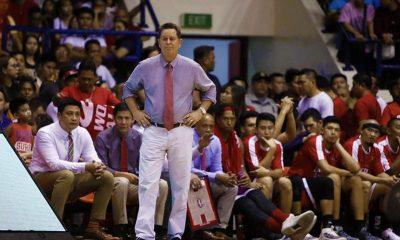 Tiebreaker Times Tim Cone has nothing but praises for Hotshots Basketball News PBA  Tim Cone PBA Season 43 Barangay Ginebra San Miguel 2018 PBA Governors Cup