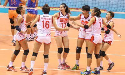 Tiebreaker Times Rachel Daquis always ready to be clutch News PSL Volleyball  Rachel Daquis Cignal HD Spikers 2018 PSL Season 2018 PSL All Filipino Conference