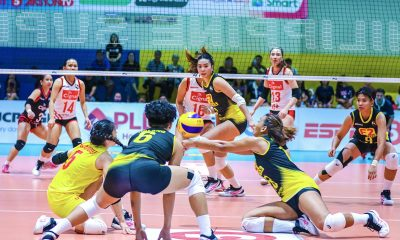 Tiebreaker Times Kim Dy-less F2 Logistics deals wasteful Cignal HD 2nd straight loss News PSL Volleyball  Ramil De Jesus Rachel Daquis Mylene Paat Majoy Baron Kim Fajardo F2 Logistics Cargo Movers Edgar Barroga Dawn Macandili Cignal HD Spikers Ara Galang 2018 PSL Season 2018 PSL All Filipino Conference