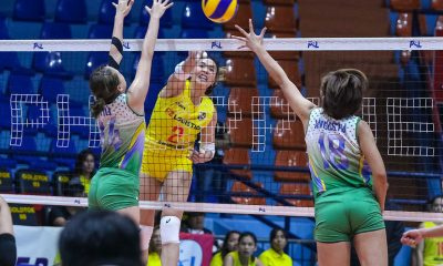 Tiebreaker Times F2 Logistics romps hapless Cocolife to stay perfect News PSL Volleyball  Ramil De Jesus Moro Branislav Kim Fajardo Kianna Dy Kalei Mau F2 Logistics Cargo Movers Denden Tan Dawn Macandili Cocolife Asset Managers Aby Marano 2018 PSL Season 2018 PSL All Filipino Conference