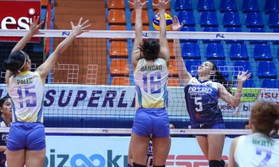 Tiebreaker Times Foton rebounds, stumps Cocolife News PSL Volleyball  Moro Branislav Mina Aganon Kalei Mau Jen Reyes Gyzelle Sy Foton Blue Energy Cocolife Asset Managers Carla Sandoval Aaron Velez 2018 PSL Season 2018 PSL All Filipino Conference