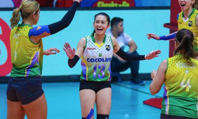 Tiebreaker Times Denden Lazaro staying positive as Cocolife continues to rebuild News PSL Volleyball  Denden Lazaro Cocolife-United VC Asset Managers 2018 PSL Season 2018 PSL All Filipino Conference