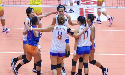 Tiebreaker Times After beating F2 Logistics, Generika-Ayala has finally won over all of PSL's elite News PSL Volleyball  Sherwin Meneses Kath Arado Generika-Ayala Lifesavers 2018 PSL Season 2018 PSL All Filipino Conference