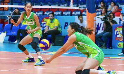 Tiebreaker Times Smart stops two-game slide, keeps Cocolife winless News PSL Volleyball  SMART Prepaid Giga Hitters Shanen Palec Roger Gorayeb Moro Branislav Lizlee Ann Gata-Pantone Kalei Mau Jerilli Malabanan Jasmine Nabor Grethcel Soltones Czarina Carandang Cocolife Asset Managers 2018 PSL Season 2018 PSL All Filipino Conference