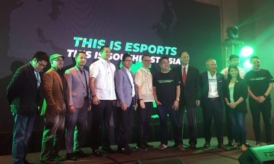 Tiebreaker Times First in History: E-Sports ready to take spotlight come SEA Games 2019 SEA Games ESports News  Peter Cayetano E-Sports National Association of the Philippines