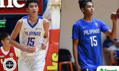 Tiebreaker Times Yeng Guiao not closing doors on giving 12th slot to either Kai or Ricci 2019 FIBA World Cup Qualifiers Basketball Gilas Pilipinas News  Yeng Guiao Ricci Rivero Kazakhstan (Basketball) Kai Sotto Gilas Elite 2018 FIBA World Cup Qualifiers