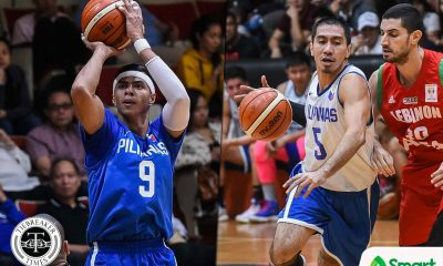 Tiebreaker Times In their 30s, Arwind Santos, LA Tenorio almost gave up on Gilas dream 2019 FIBA World Cup Qualifiers Basketball Gilas Pilipinas News  LA Tenorio Gilas Elite Arwind Santos 2019 FIBA World Cup Qualifiers
