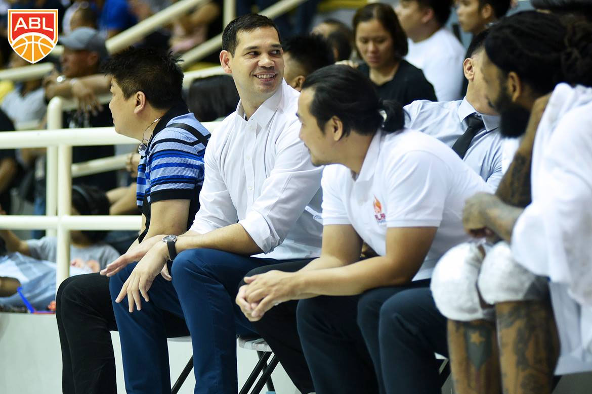Tiebreaker Times ECJ brought out best in Danny Seigle -- both as player and executive ABL Alab Pilipinas Basketball DLSU News PBA  San Miguel Beermen PBA Season 45 Eduardo Cojuangco Jr. DLSU Men's Basketball Danny Seigle 2019-20 ABL Season