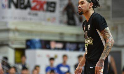 Tiebreaker Times Mikh McKinney erupts for 41 as Macau downs Hong Kong ABL Basketball News  Mikh McKinney Macau Black Bears 2018-19 ABL Season