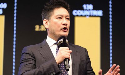 Tiebreaker Times ONE Championship announces partnership with four tech companies News ONE Championship  Chatri Sityodtong