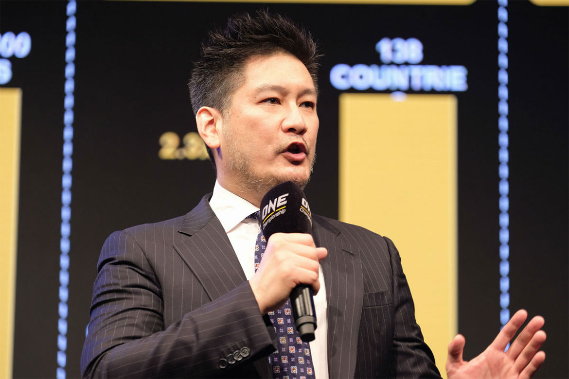 Tiebreaker Times ONE Championship continues to break barriers on social media News ONE Championship  Chatri Sityodtong