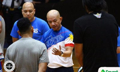 Tiebreaker Times With 5th window looming, Yeng Guiao still hounded by a 'good problem' 2019 FIBA World Cup Qualifiers Basketball Gilas Pilipinas News  Yeng Guiao Gilas Elite 2019 FIBA World Cup Qualifiers