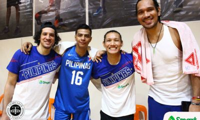 Tiebreaker Times Beermen hope to translate PBA success into international glory 2019 FIBA World Cup Qualifiers Basketball Gilas Pilipinas News  San Miguel Beermen Marcio Lassiter June Mar Fajardo Christian Standhardinger Arwind Santos Alex Cabagnot 2019 FIBA World Cup Qualifiers