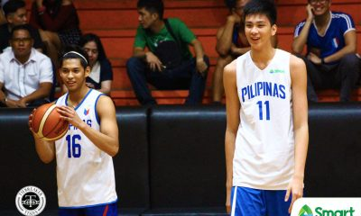 Tiebreaker Times Kai Sotto, Ricci Rivero to join Gilas Elite in tune-up series 2019 FIBA World Cup Qualifiers Basketball Gilas Pilipinas News  Yeng Guiao Ricci Rivero Kai Sotto Jordan (Basketball) Gilas Elite 2019 FIBA World Cup Qualifiers