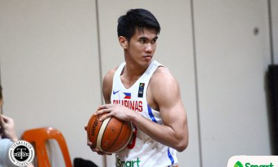 Tiebreaker Times Troy Rosario looks to fight for his spot in second chance with Gilas 2019 FIBA World Cup Qualifiers Basketball Gilas Pilipinas News  Troy Rosario 2019 FIBA World Cup Qualifiers