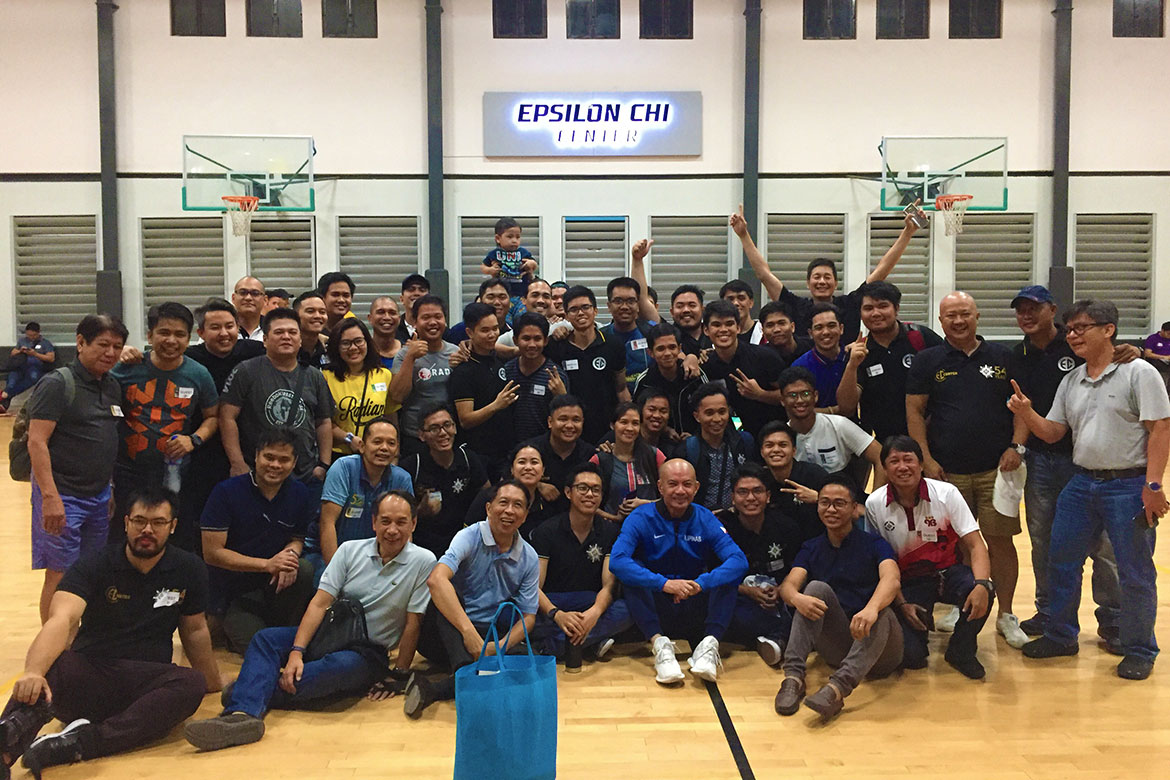 Tiebreaker Times Yeng Guiao elated to bring Gilas to alma mater UP 2019 FIBA World Cup Qualifiers Basketball Gilas Pilipinas News UP  Yeng Guiao Gilas Elite 2019 FIBA World Cup Qualifiers