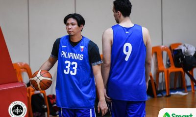Tiebreaker Times Ian Sangalang likely out for 5th window 2019 FIBA World Cup Qualifiers Basketball Gilas Pilipinas News  Ian Sangalang Gilas Elite 2019 FIBA World Cup Qualifiers