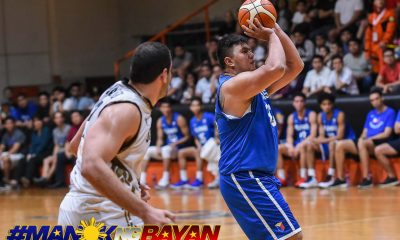 Tiebreaker Times Beau Belga on playing with Beermen: 'Ang sarap pala' 2019 FIBA World Cup Qualifiers Basketball Gilas Pilipinas News  Gilas Elite Beau Belga 2019 FIBA World Cup Qualifiers