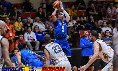 Tiebreaker Times Arwind Santos officially set to make Gilas return 2019 FIBA World Cup Qualifiers Basketball Gilas Pilipinas News  Yeng Guiao Troy Rosario Scottie Thompson Matthew Wright Marcio Lassiter LA Tenorio June Mar Fajardo Jayson Castro Japeth Aguilar Gilas Elite Gabe Norwood Christian Standhardinger Beau Belga Arwind Santos 2019 FIBA World Cup Qualifiers
