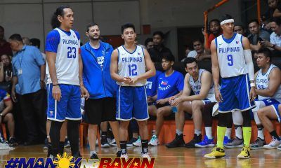 Tiebreaker Times Scottie Thompson politely begs off from Gilas' World Cup campaign 2019 FIBA World Cup Qualifiers Basketball Gilas Pilipinas News  Yeng Guiao Scottie Thompson Gilas Pilipinas Men 2019 FIBA World Cup