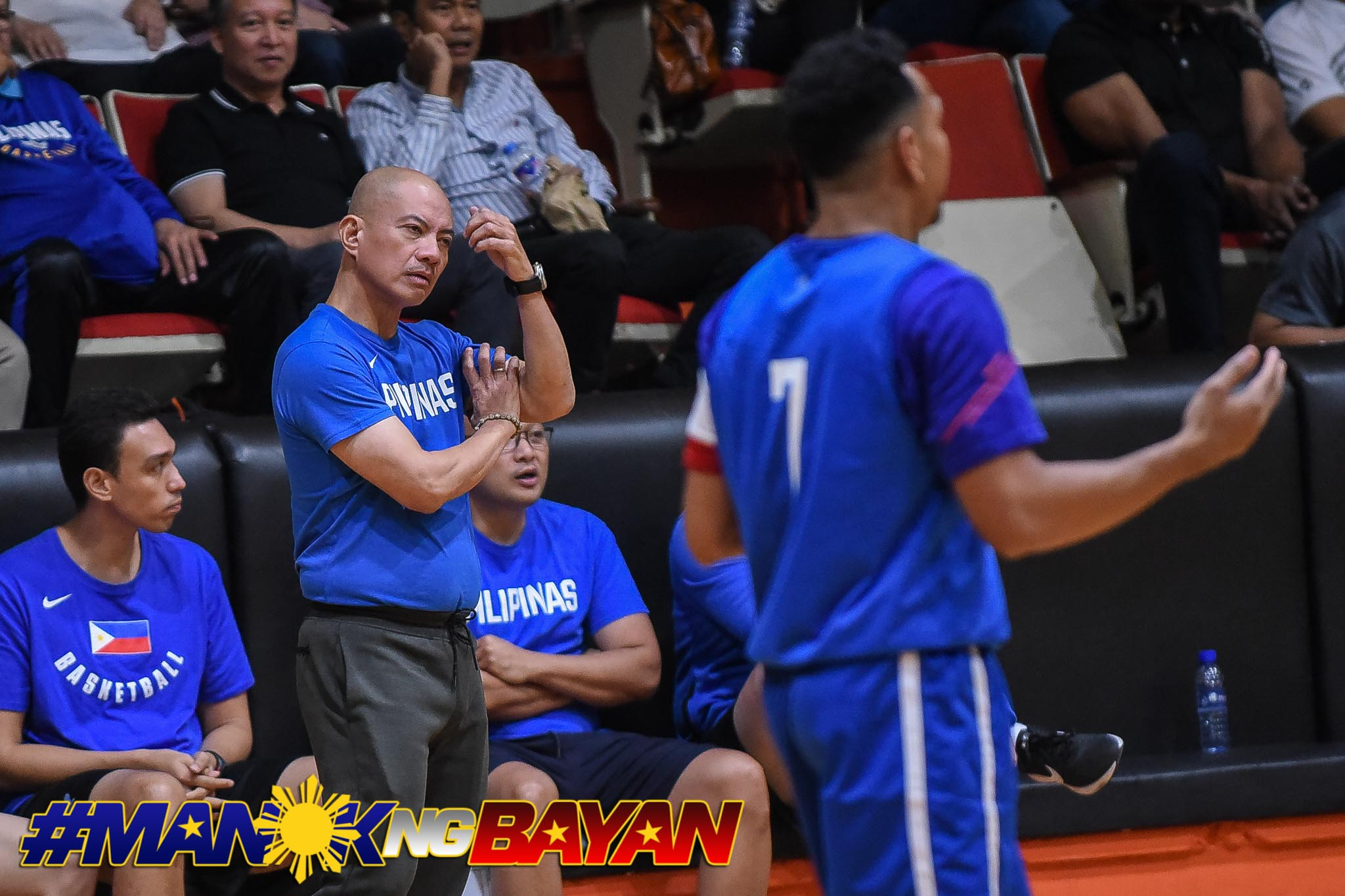 Tiebreaker Times Twice-a-week practices no longer enough for Gilas, laments Yeng Guiao 2019 FIBA World Cup Qualifiers Basketball Gilas Pilipinas News  Yeng Guiao Gilas Pilipinas Men 2019 FIBA World Cup