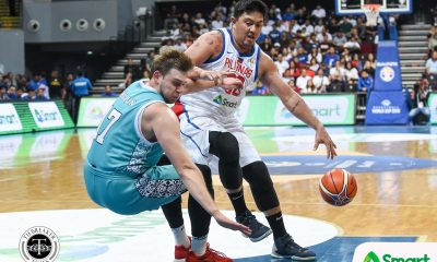 Tiebreaker Times The difference between Asiad team and WCQ team? Familiarity, says Beau Belga 2019 FIBA World Cup Qualifiers Basketball Gilas Pilipinas News  Gilas Elite Gabe Norwood Beau Belga 2019 FIBA World Cup Qualifiers