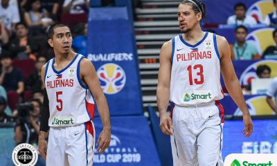 Tiebreaker Times Bloodied Marcio Lassiter sees loss as a 'test of character' for Gilas 2019 FIBA World Cup Qualifiers Basketball Gilas Pilipinas News  Marcio Lassiter Gilas Elite 2019 FIBA World Cup Qualifiers